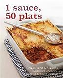 1 sauce, 50 plats