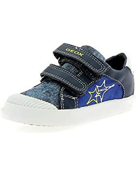 Geox B Gisli Zapatos Para Niño Azul
