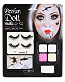 Broken Doll Make-up 11-teilig