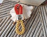 Schlüsselanhänger Segelseil, Schlüsselband, Glaube Liebe Hoffnung Anker maritim segelseil, handmade, Taschenbaumler, Kletterseil, Hundehalsband, Hundleine, Set