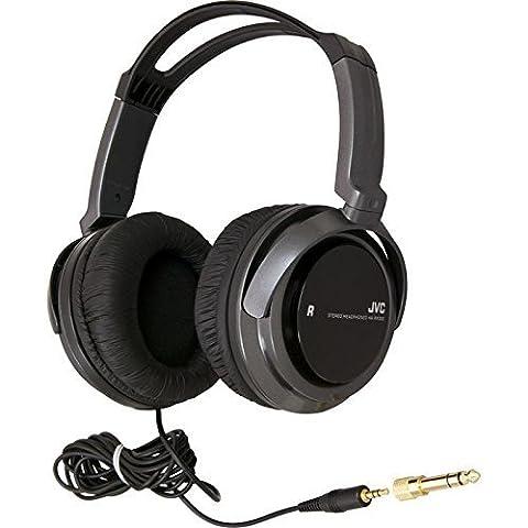 JVC HA-RX300 Casque HiFi Noir