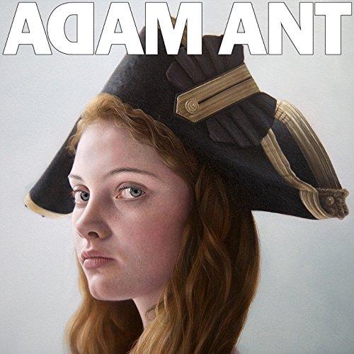 Adam Ant Is the Blueblack Huss...