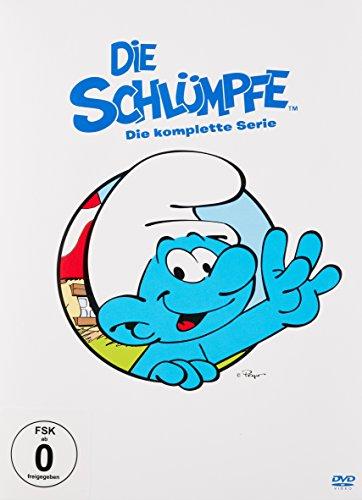 Die Schlümpfe - Die komplette Serie (Limited Edition) (exklusive Vorab-Veröffentlichung bei Amazon.de) (43 DVDs)