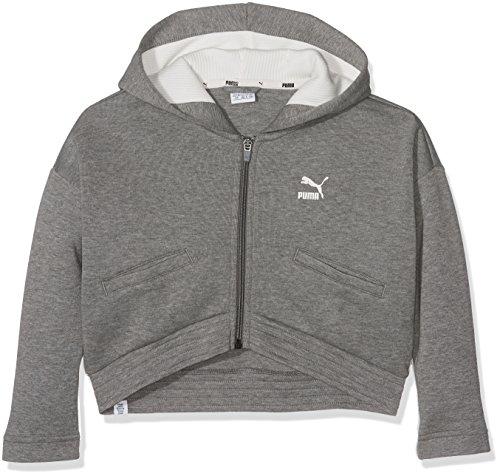 Puma Kids Evo Full Zip Hoody Jacket, Children's, Evo FZ Hoody
