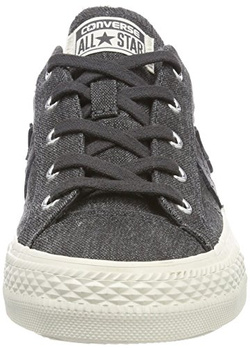 Nero 37 EU Converse Lifestyle Star Player Ox Cotton Scarpe da Fitness a57