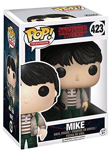 POP Stranger Things Mike Vinyl Figure