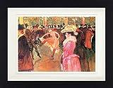 1art1 113674 Henri De Toulouse-Lautrec - Tanz Im Moulin