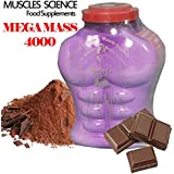 Muscle Science Weight Gainer-Chocolate , 3 Kg