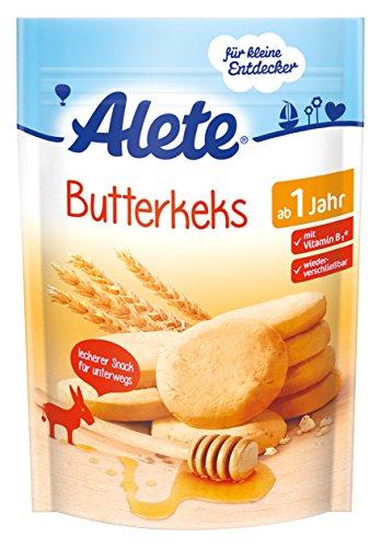 Alete Butterkeks, 6er Pack (6 x 180 g)