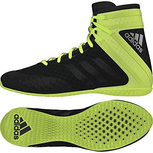 adidas Speedex 16.1 Boxing Schuh - SS18 schwarz/neongrün