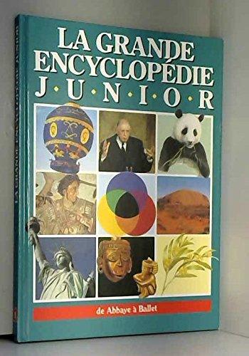 La grande encyclopédie junior