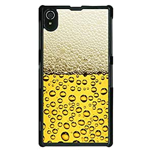 Jugaaduu Beer Back Cover Case For Sony Xperia Z2