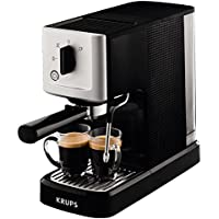 Krups Steam & Pump XP3440 - Cafetera espresso, 15 bar