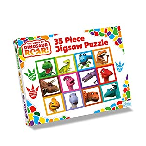 The World of Dinosaur 7075 Roar - Puzzle