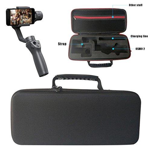 Tragetasche Aufbewahrung Handy Tasche, diadia Wasserdicht Tragbar Bag Travel Handtasche für DJI Osmo Mobile 2und Zubehör
