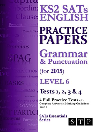 Sats english papers ks3