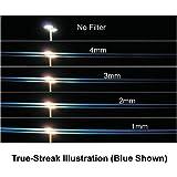 Schneider Optics 77MM True-Streak effect 2MM Rotating Filter, Blue, full-size (68-500277)