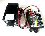200mW 532nm grünes Laser-Modul / Fokus DC12V TTL / Kühlkörper