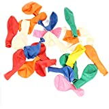 GB Balloons Multicolor Party Balloons 96pc