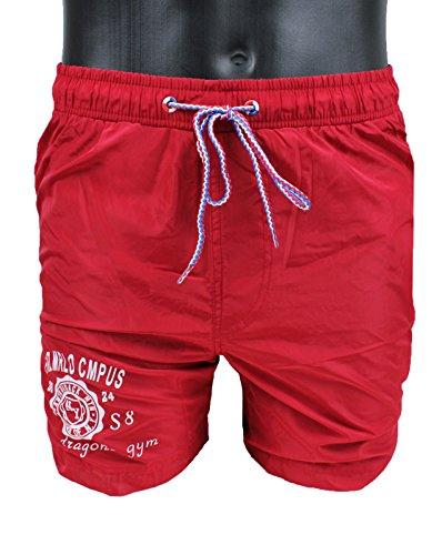costume-mare-uomo-austar-yachting-rosso-pantaloncino-boxer-slim-fit-aderente-xl