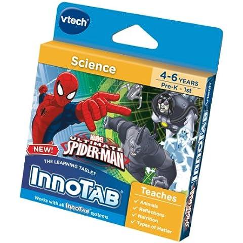 Innotab - Ordenador educativo Spiderman Araña, para 1 jugador (233003) (versión en inglés)