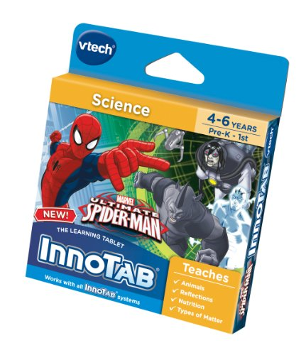 Innotab Ultimate Spiderman