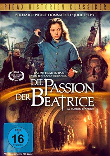 Bild von Die Passion der Beatrice / La passion Béatrice (Pidax Historien-Klassiker)