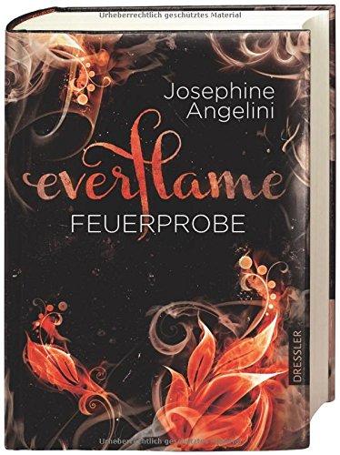 Buchseite und Rezensionen zu 'Everflame - Feuerprobe: Band 1' von Josephine Angelini