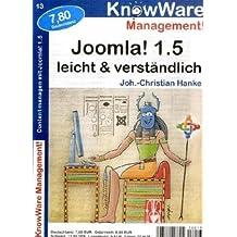 Joomla 1.5 leicht & verständlich