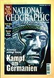 National Geographic 2007, Nr 11 November - Arminius schlägt Varus, Kampf um Germanien - Tonga, der letzte König der Südsee - Death Valley, Wüste voller Leben - Narwale, Beute der Inuit - unbekannt