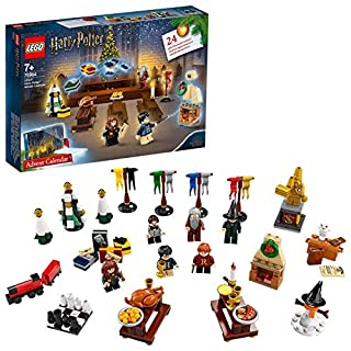 LEGO 75964 Harry Potter Advent Calendar 2019 with 7 Minifigures, Micro Hogwarts Express Train and Hedwig Figure (B07P3VWTWF)   Amazon price tracker / tracking, Amazon price history charts, Amazon price watches, Amazon price drop alerts