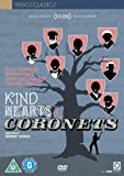 Kind Hearts And Coronets - Digitally Restored (80 Years of Ealing) [DVD] [1949]