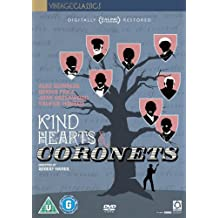 Kind Hearts And Coronets - Digitally Restored