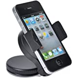 Support pare-brise universel pour iPod Touch, iPhone, Blackberry, Nokia, Samsung, Sony eircsson, smartphones, GPS