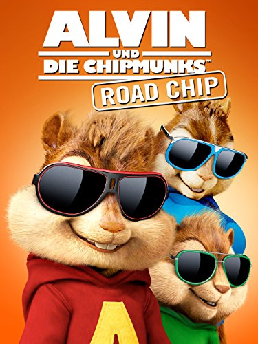 Alvin and the Chipmunks: The Road Chip  [dt./OV] (Deutschen Kinder Kostüm)