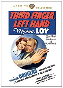 Third Finger Left Hand [DVD] [1940] [Region 1] [US Import] [NTSC]