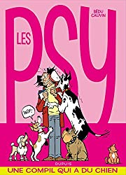 Les psy - La compil - tome 2 - Une compil qui a du chien