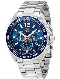 TAG Heuer Formula 1 Herren-Armbanduhr 43mm Armband Edelstahl Gehäuse + Saphirglas Quarz CAZ1014.BA0842