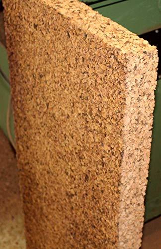 97,50 m2 Placas de corcho natural 100 cm x 50 cm x 3 cm