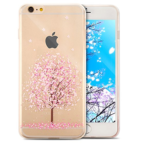 iPhone 7 Coque Silicone,iPhone 7 Coque Transparente,iPhone 7 Coque Crystal Bling Bling,iPhone 7 Coque Ultra-Mince Etui Housse avec Bling Diamant,iPhone 7 Silicone Case Slim Soft Gel Cover,EMAXELERS iP TPU 74