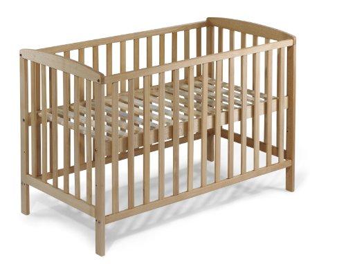 "KOKO- Babybett |""MIA"" | BUCHE | 120x60 cm | geölt"