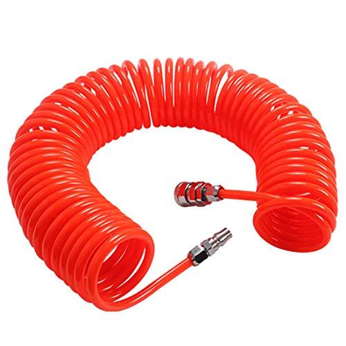 Tubo espiral compresor - WENTS 6M Rojo compresor aire