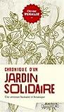 """Afficher """"Chronique d'un jardin solidaire"""""""