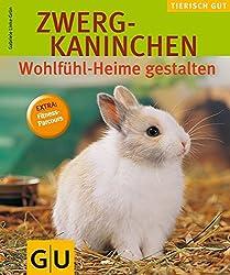 Zwergkaninchen, Wohlfühlheime gest. gelb 12 x 3,5 cm (GU Tierisch gut)
