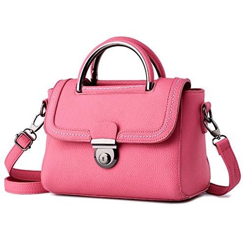 Elegante semplicità Messenger bag/La signora Shoulder Messenger pacchetto-E B
