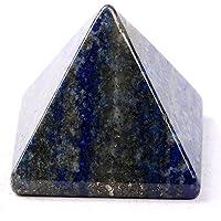 Heilung Kristalle Indien pyramid-finest klein Lazuli Lapis Edelstein 2cm geschnitzt Pyramide Crystal Healing... preisvergleich bei billige-tabletten.eu