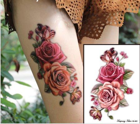 Fleur Corps Tattoo