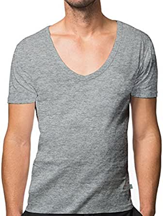 Collected Threads Men's jT-V Invisble Undershirts 3-Pack