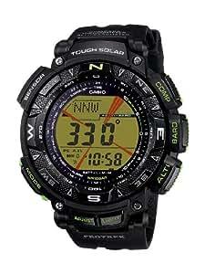 Casio Sport Unisex-Armbanduhr Pro-Trek-Kollektion Digital Quarz PRG-240-1BER