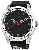 Lacoste 2010840 - Reloj analógico de pulsera para hombre, correa de silicona